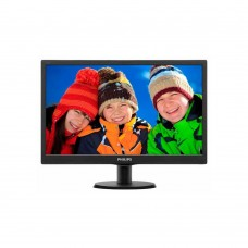 "Монитор 22"" Philips 223V5LSB2/62 Black"