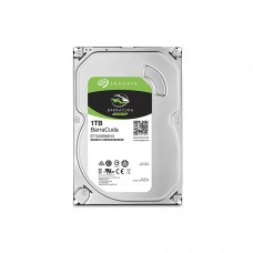 "Жесткий диск 3.5"" Seagate BarraCuda HDD 1TB 7200rpm 64MB ST1000DM010 SATA III"